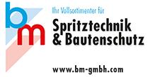 b&m GmbH Logo