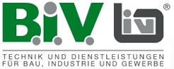 B.i.V. Bau- und Industriegeräte Vertriebs GmbH Logo