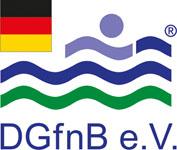 Deutsche Gesellschaft für naturnahe Badegewässer e.V. Logo