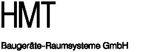 HMT Baugeräte-Raumsysteme GmbH Logo