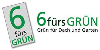 6 fürs Grün GmbH Logo