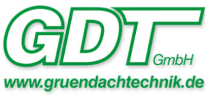 GDT Gründachtechnik GmbH Logo