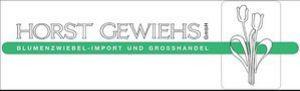 Horst Gewiehs Blumenzwiebeln Logo