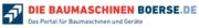 Die Baumaschinen Börse DBMB Logo