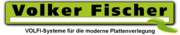 VOLFI - Volker Fischer Volfi-Systeme für die moderne Plattenverlegung Logo