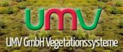 UMV GmbH Vegetationssysteme Logo