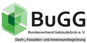 Bundesverband GebäudeGrün e.V. BuGG Logo