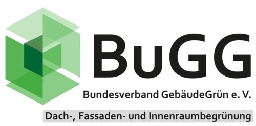 Bundesverband GebäudeGrün e.V. (BuGG) Logo