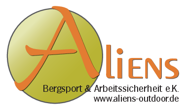 Aliens Bergsport & Arbeitssicherheit e.K. Logo