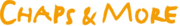 Chaps & More Logo