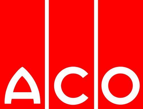 ACO Tiefbau Vertrieb GmbH Logo