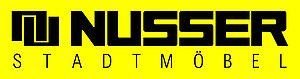 Nusser Stadtmöbel GmbH & Co. KG Logo